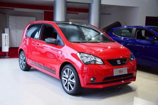 Auto Seat Mii 1.0 5 porte FR Line nuova in vendita presso Fratelli Giacomel a 10.500€ - foto numero 3