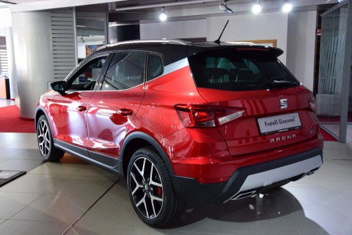 Auto Seat Arona 1.0 EcoTSI 115 CV FR nuova in vendita presso Fratelli Giacomel a 23.850€ - foto numero 3