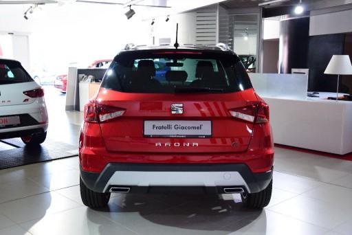 Auto Seat Arona 1.0 EcoTSI 115 CV FR nuova in vendita presso Fratelli Giacomel a 23.850€ - foto numero 4